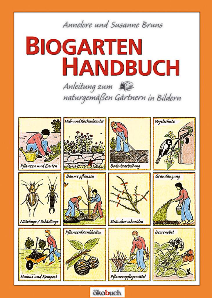 Biogarten Handbuch