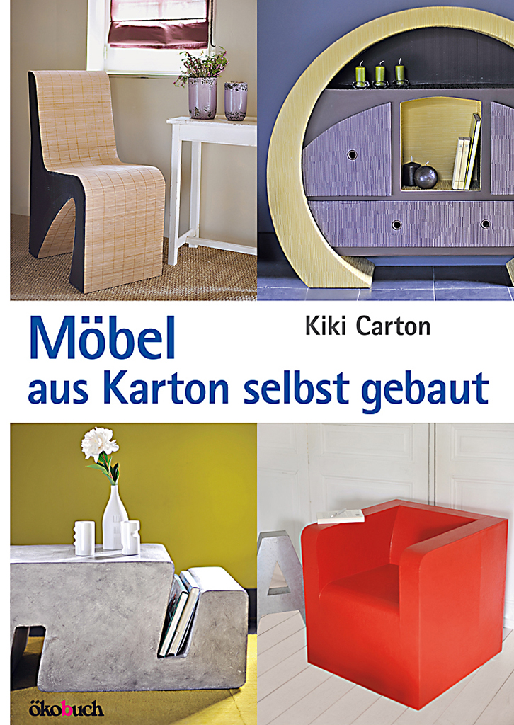 m bel aus karton kobuch verlag gmbh. Black Bedroom Furniture Sets. Home Design Ideas