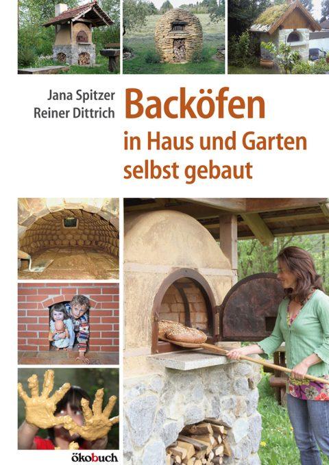 Backoefen in Haus und Garten selbst gebaut