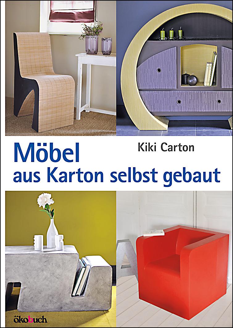 Möbel Aus Karton ökobuch Verlag Gmbh