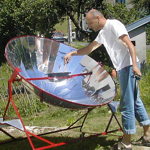 Technik und erneuerbare Energie